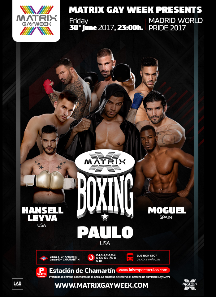 Matrix Boxing Day arrives highly internationalised