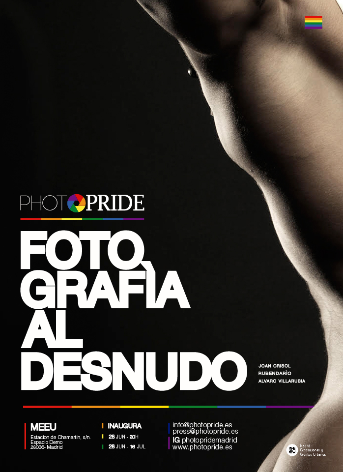 Photopride: Naked photography