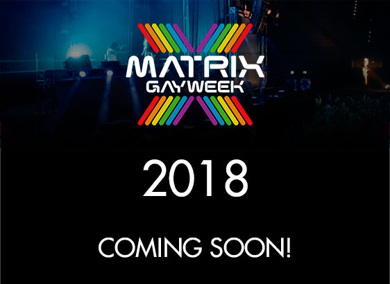 Matrix Gay Week 2018